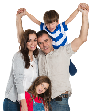 Families can celebrate worry free when they insure their homes with Standard Casualty Company.